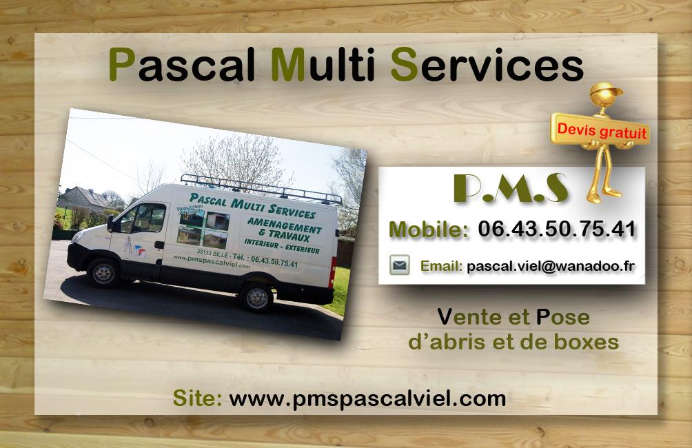 Pascal Multi Services Commune De Bille
