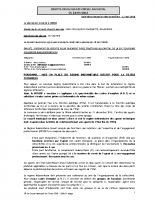 Conseil municipal du 24.05.2018