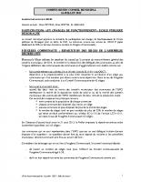 Conseil municipal du 16 07 2013