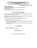 Conseil municipal du 14.05.2019