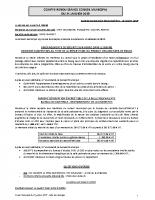 Conseil municipal du 24.01.2019