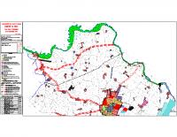 plan de zonage billé – territoire nord